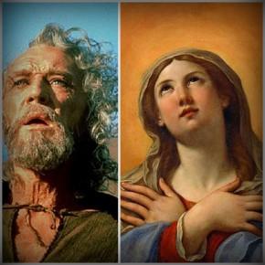 26. Welches sind die Hauptzeugen des Glaubensgehorsams in der HeiligenSchrift?